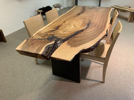 Riesenbaum Tisch Ulme