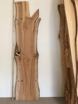 Kirschbaum Brett, Lebendige Strucktur, Länge 142cm. Nr. 100