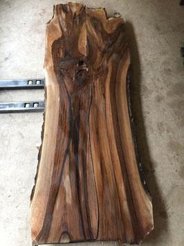 Riesen-Baum Tisch -Platte, 390x110-120, Dicke 7cm,Riesen Nussbaum vom Bodensee