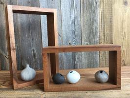 Kubus Rahmen für Dekoration