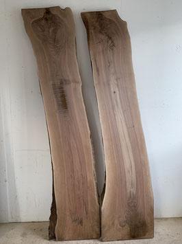 2 Nussbaum Bretter. vom gleichen Baum. RESERVIERT