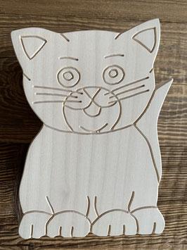 """Kässeli """"Katze"""" Spardose für Kinder"""