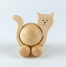 Kugeltier - Katze