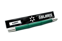 SOLARIS MUNDSTÜCK GREEN (HOLZ UND EDELSTAHL)