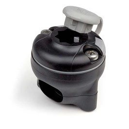 Railblaza Rohrhalterung 19-25mm, schwarz
