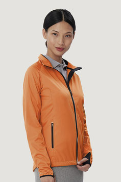 256 - HAKRO Damen-Light-Softshell-Jacke Sidney