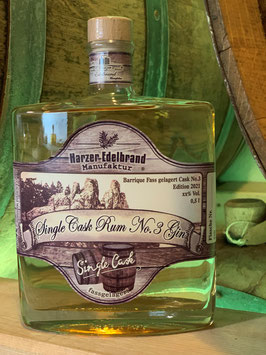 Rum Cask No. 3 GIN