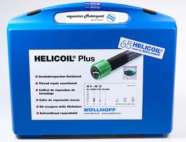 HELICOIL PLUS Gewinde Reparatursortiment M 5 - M 12 (Böllhoff) 230 Teile!