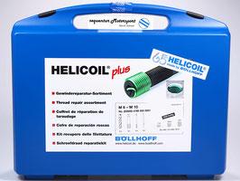 HELICOIL PLUS Gewinde Reparatursortiment M 6, M 8, M 10 - 132 Teile (Böllhoff)