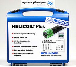 HELICOIL PLUS Gewinde Reparaturpackung M 6 x 1 (Regelgewinde)