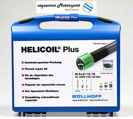 HELICOIL PLUS Gewinde Reparaturpackung M 8 x 1,25 (Regelgewinde)