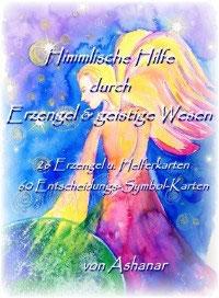 """Kartenset """"Himmlische Hilfe durch Erzengel und geistige Wesen"""""""