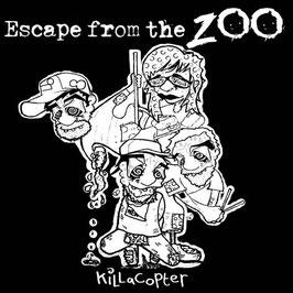 """Killacopter"" Vinyl"