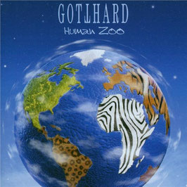 """Human Zoo"" CD"