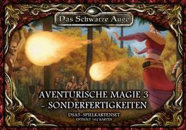 DSA5 Spielkartenset Aventurische Magie 3- Sonderfertigkeiten