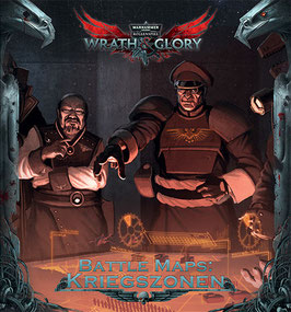 WH40K Wrath & Glory Finstere Segnungen