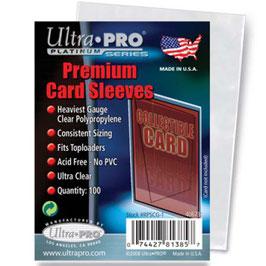 Kartenhüllen UltraPro Platinum Series