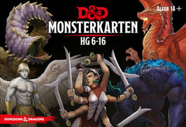D&D: Monster Deck 6-16