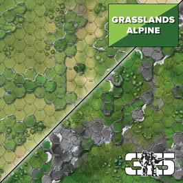 Premium BattleMat: Grasslands [Wave 1]