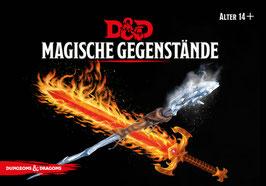 D&D: Magische Gegenstände Deck