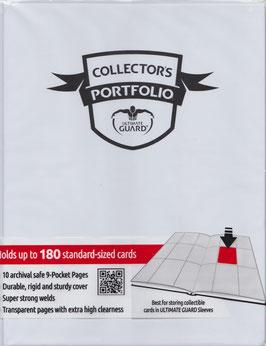 Sammelmappe Collector's Portfolio 180 Karten Weiß