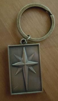 Daggerstar Keychain