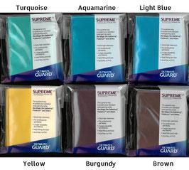 Kartenhüllen 50Stk. UltimateGuard Premium Protection