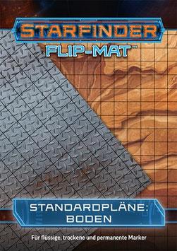 Starfinder Flip-Mat: Einfaches Gelände