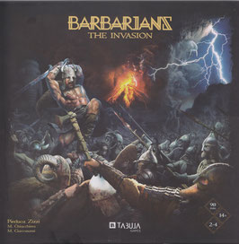 Babarians- The Invasion