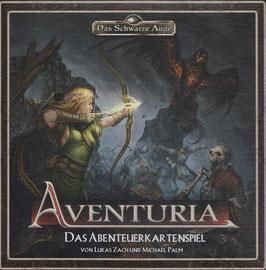 Aventuria Das Abenteuerkartenspiel