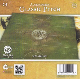 Guild Ball-Play Mat Classic Pitch