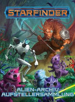 Starfinder Aufsteller - Alienarchiv