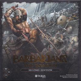 Babarians- The Invasion 2nd Edition Miniaturenversion