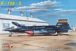 X - 15A - 2