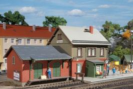 "Bahnhof ""Hagenau"""