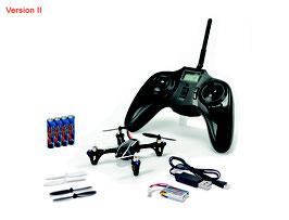 X4 Quadcopter Micro