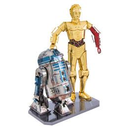 STAR WARS Set  C-3PO + R2D2