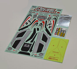 Sticker Racing Fighter