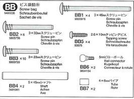 DT-02  BB-Teile