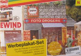 Werbeplakat-Set