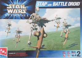 Stap with Battle Droid