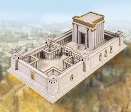 Tempel in Jerusalem