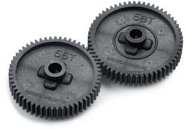 Speed-Getriebe ; 55/58 Zähne