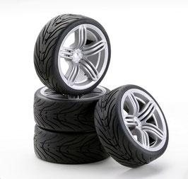SC-Räder 6S Style silber (4)
