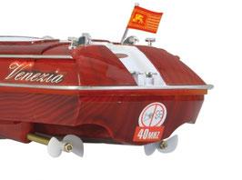 Schiffsschraube für Venezia
