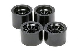 F104 Felgen für Moosgummi-Reifen