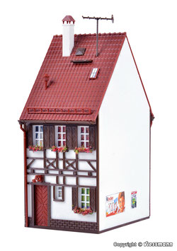 Fachwerkhaus - Bahnhofstraße  15