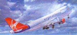 """Boeing 747 """"Virgin Atlantic"""""""
