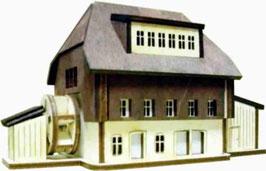 Lichterhaus  Modell 5  Wassermühle