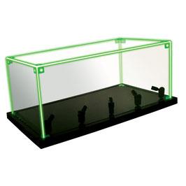 Beleuchtetes Acryl - Display